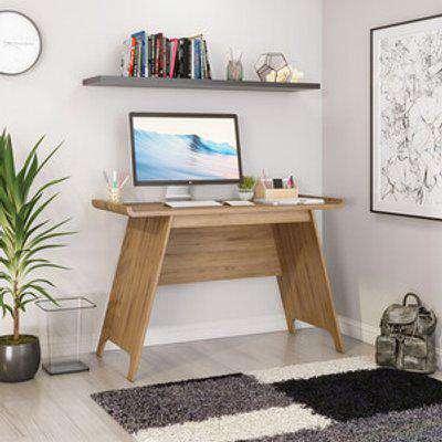 Towson Trestle Desk - Beaufort Oak