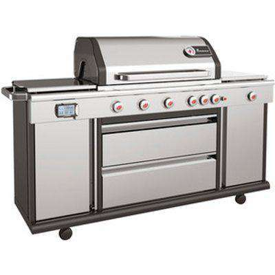 Triton 6.1 PTS Stainless Steel Gas Barbecue
