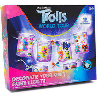 Trolls 2 Decorate Your Own Fairy Lights