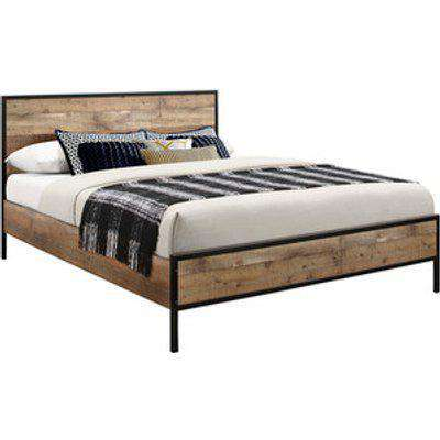 Urban Rustic Bed - King