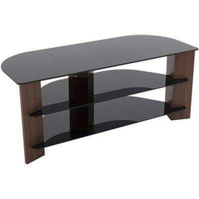 Varano 1.1m Corner TV Stand - Black