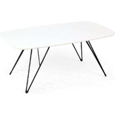 Virgo White Gloss Coffee Table