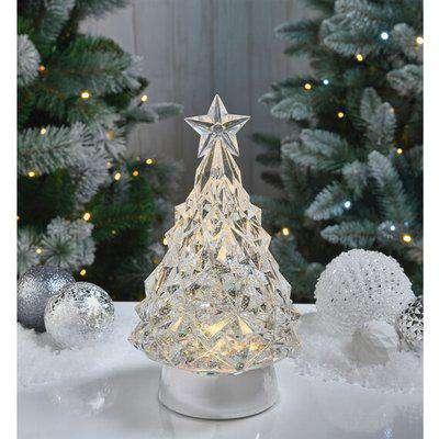 Warm White LED Christmas Tree