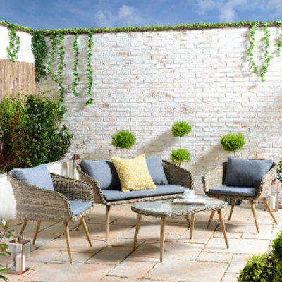 Weimar Outdoor Sofa Set