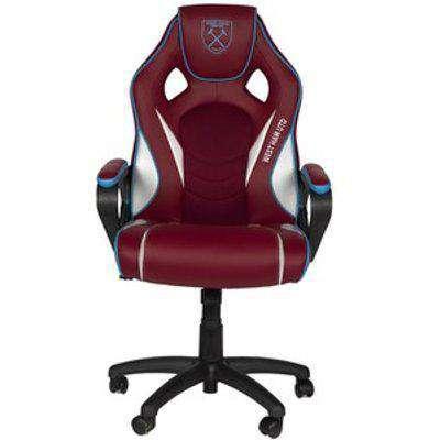 West Ham United Quickshot Gaming Chair