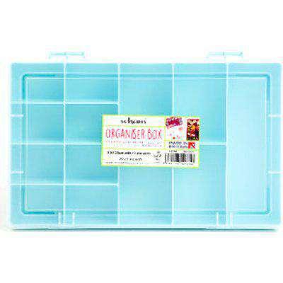 Wham Craft Organiser Box - Blue / Small