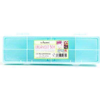 Wham Craft Organiser Box - Blue / Medium