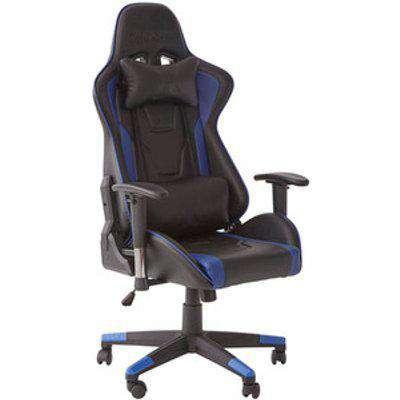X Rocker Bravo Office Gaming Chair - Blue