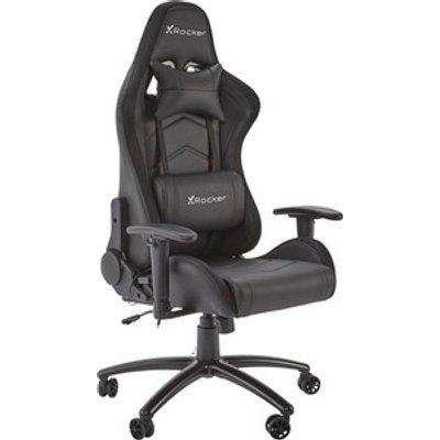 X Rocker Bravo RGB Esport Gaming Chair - Black