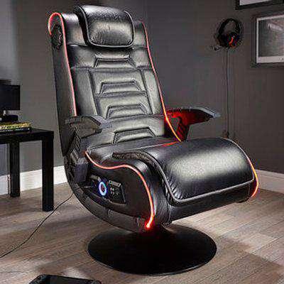 X Rocker Evo Pro 4.1 Gaming Chair - Black