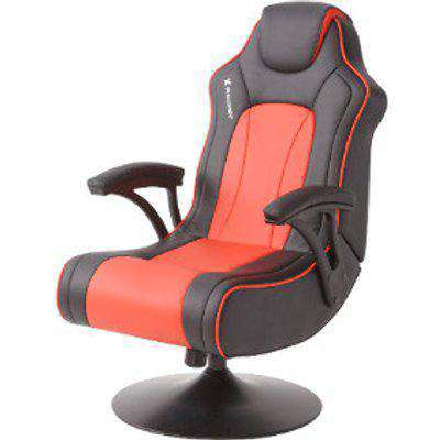 X Rocker Torque 2.1 Wireless Pedesta Gaming Chair - Red