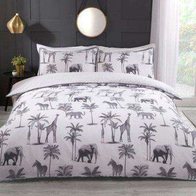Zambia Duvet and Pillow Case Set - Double