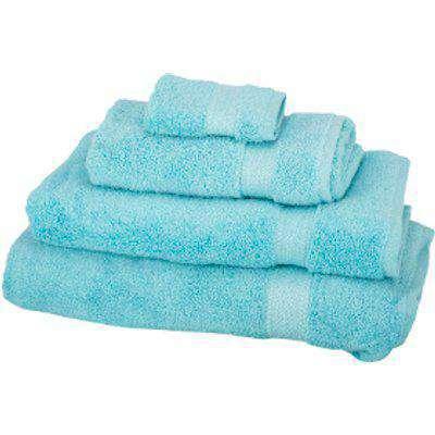 Zero Twist Bath Sheet - Angel Blue