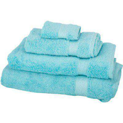 Zero Twist Face Cloth - Angel Blue