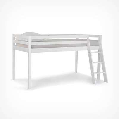 Pine Mid Sleeper Bed
