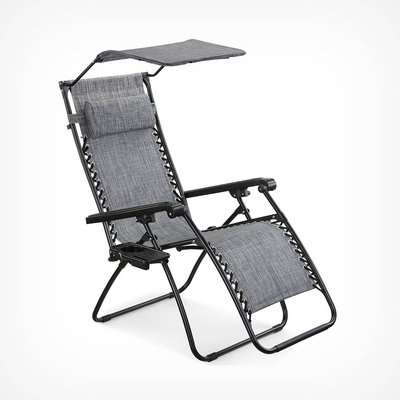 Zero Gravity Chair with Canopy